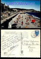 18690-06-6176 Nice La Pronade Des Anglais Et La Plage 9-9-1966 - Nice