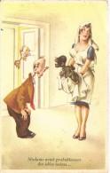 """Humour - """"Madame Avait Probablement Des Idées Noires"""" - Humor"""