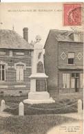 Marolles - Monuments Aux Morts - Frankreich