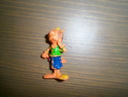 FIGURINE PERSONNAGE BD D ASTERIX - Asterix & Obelix