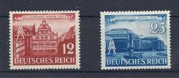 140016768  ALEMANIA  IMP.  YVERT  Nº  690/1  **/MNH - Alemania