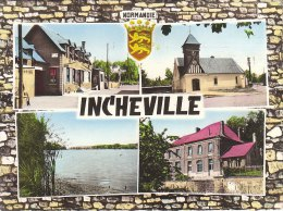 INCHEVILLE VUES MULTIPLES - Frankrijk