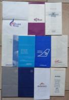 1993-2007  ONZE SACHET AVION VOMITOIRE DIFFERENTS - Instapkaart