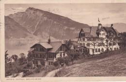 SPIEZ Hôtel Belvédère                  M - BE Berne