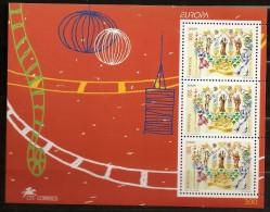 Portugal 1998 N° BF 142 ** Europa, Fête, Festival, Saint Pierre, Saint Antoine, Clé, Cheval, Bébé, Religion, Catholique - Ungebraucht