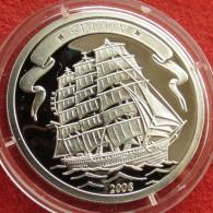 Palau 2 $ 2008 Sail Ship Sedov /Russia/ - Palau