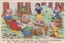 BLANCHE NEIGE N° 13 (dil276) - Disney