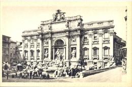 CPA ROMA - FONTANA DI TREVI - Fontana Di Trevi