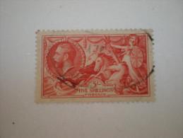 TIMBRES DE GRANDE BRETAGNE  N°199 OBL - 1902-1951 (Koningen)