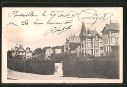 CPA Pontaillac, La Falaise - France