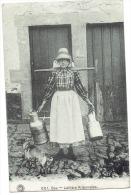 CP Spa - Laitière Ardennaise - Cachet Postal Spa 1914 - Autres