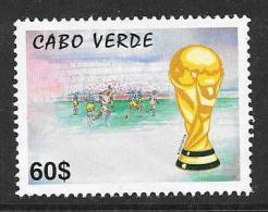 2006 Football World Cup - Germany ** - Voir Remarque - Cap Vert