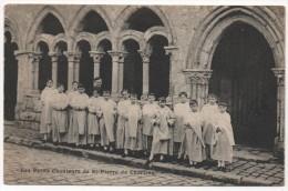 28   CHARTRES - Les Petits Chanteurs De Saint Pierre De Chartres - Chartres