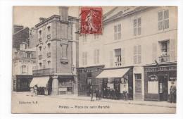 Poissy  -  Place Du Petit Marché - Poissy