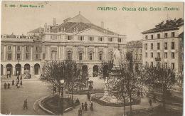 Milano 1906 Esposizione Internazionale  Piazza Della Scala Edit Pilato Rocco Exposition - Milano