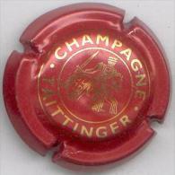 CAPSULE-CHAMPAGNE TAITTINGER N°92 Rouge & Or - Taittinger