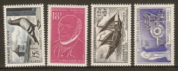 FRANCE   -    1957 .  Y&T N° 1091 à 1094 ** - Unused Stamps