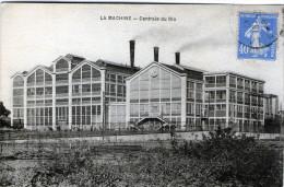 58 LA MACHINE / Centrale Du Rio. - La Machine