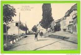 Dt  05  - LA  SAULCE - Entrée Du Bourg. ( Animation ) - France