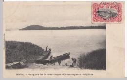 CONGO BELGE 1909 BOMA VERS MONT SAINT-AMAND - Belgisch-Kongo - Sonstige
