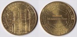 Jeton Touristique - Monnaie De Paris - Château De Chambord - Escalier à Doubles Révolutions - 2010 - 2010