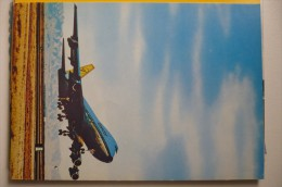 AIRLINES ISSUE / CARTE COMPAGNIE        CONDOR   B 747 - 1946-....: Ere Moderne