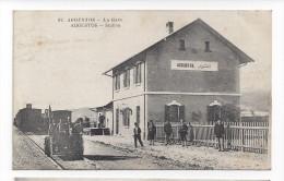 81  -  Agoutos  -  La Gare  (Station) - Grecia