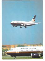 Germany - Deutsche BA - Boing 737-300 - Äirplane - Plane - Avion - Flugzeug - 1946-....: Moderne