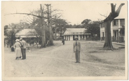 Carte Photo. Congo. Coloniaux. A Situer. - Afrika