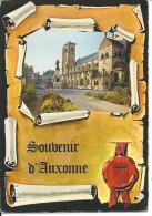 AUXONNE (Cote-d'Or) - Place De L'Eglise Notre-Dame - Auxonne