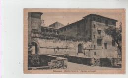 Genazzano - Roma - Castello Colonna Ingresso Principale - Italia