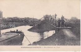ROUSBRUGGE - HARINGHE (Poperinge) - Vue Generale sur l' Yser - Uitg Le Deley