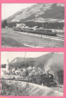 Ferrovia Fortezza S. Candido 1989 Elettrificazione Littorina - Locomotiva - Treni