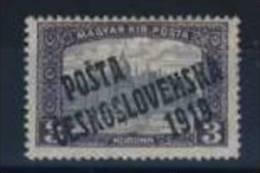 TCHECOSLOVAQUIE      N°   92 - Tchécoslovaquie