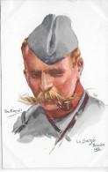 SOLDAT - La Bassoé Décembre 1914 - Illustrateur Emile DUPUIS - Dupuis, Emile