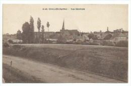 72 - Challes  Vue Générale - Otros Municipios