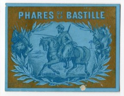 Chromo Pour Phares De La Bastille - Trade Cards