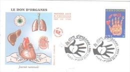 PARIS  Le Don D'organes  22/06/04 - Medicine