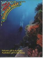 THE GREAT BARRIER REEF - La Grande Barrière De Corail AUSTRALIE - Exploration/Voyages