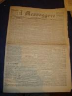 IL MESSAGGERO Quotidiano Di Roma Mercoledì 6 Luglio 1881 Anno III Redazione Via Del Bufalo 125 Roma - Books, Magazines, Comics
