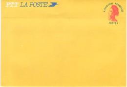 LIBERTE - ENTIER POSTAL 2484A-E - - Postal Stamped Stationery