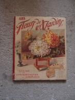 CPA Albums De Cartes Et Cartes à Colorer étude De Chrysanthèmes Et Giroflées Aquarelles De Lily Giry - Non Classés