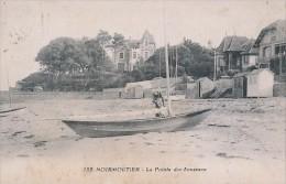 NOIRMOUTIER  (85) LA POINTE DES SOUZEAUX - Noirmoutier
