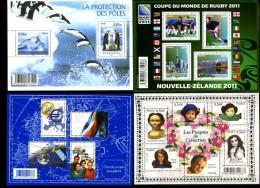 FRANCE- Lot de 74 BF diff�rents - 242 Euros valeur faciale (sans surtaxes) pour affranchir votre courrier moins cher.