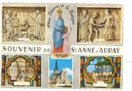 CP 56 SOUVENIR DE SAINTE ANNE D AURAY - Sainte Anne D'Auray