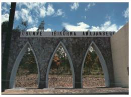 (PAR 558) Africa - Burundi - Bujumbura Monument Vugizo - Burundi