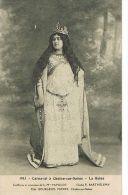 71 - CHALON-sur-SAONE -  CPA Carnaval 1913 - La Reine  Coiffures Et Costumes De Mme PAPILLOT - Chalon Sur Saone