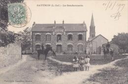 44  _   SAUTRON   _  La  Gendarmerie  _ - Otros Municipios