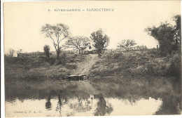 Cp Precurseur  -   River Gambia Yarboutenda  118 - Gambia