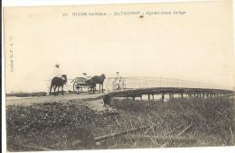 Cp Precurseur  -   RIVER-GAMBIA -BATHURST - Oyster Creek Bridge   104 - Gambie